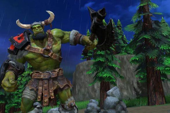 Ресурсы в Warcraft 3 Reforged