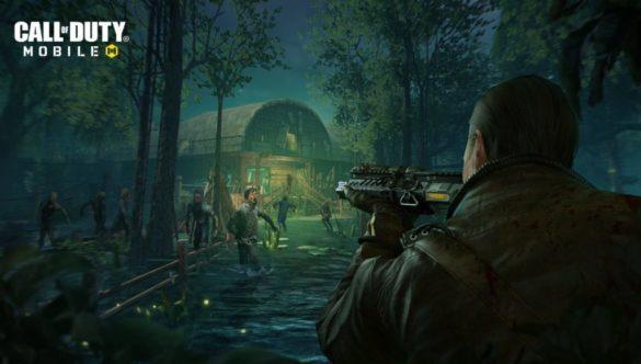 Call of Duty Mobile - Зомби