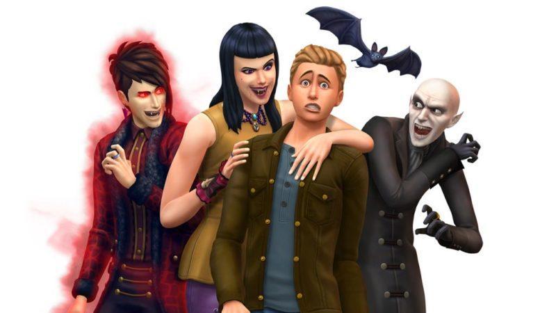 Как стать вампиром
