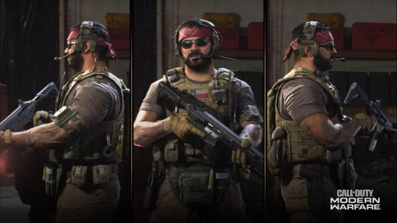 Редкость оружия и предметов в Warzone