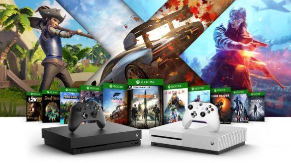 Лучшие игры для Xbox One: 20 лучших игр для Xbox One