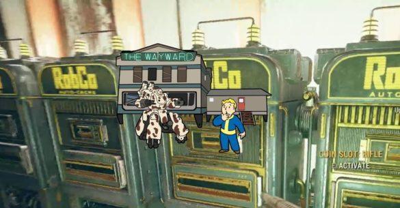 Fallout 76: Где найти ключ от шахты Гуали