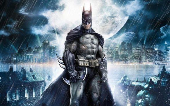 Batman Arkham Asylum — Отделение интенсивной терапии Часть 1