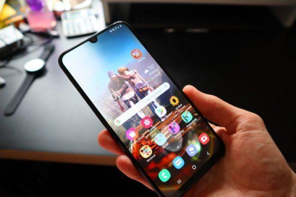 Обзор Samsung Galaxy M31