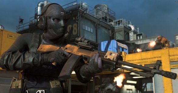 Modern Warfare: Как открыть автомат АН-94