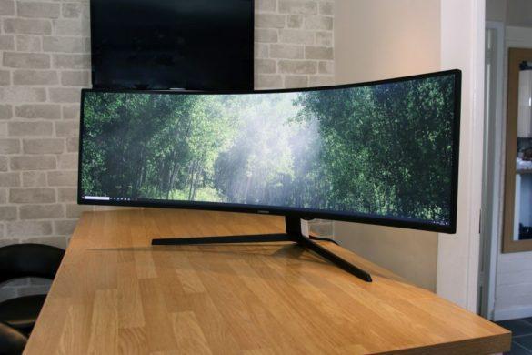 Обзор Samsung Odyssey G9