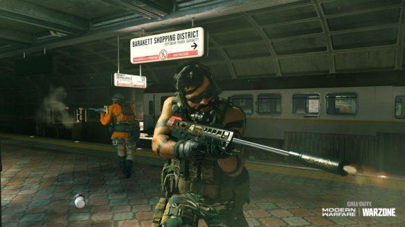COD Warzone Гайд по метро