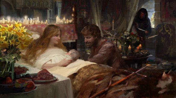 Как перейти от племенного к феодальному обществу в Crusader Kings 3