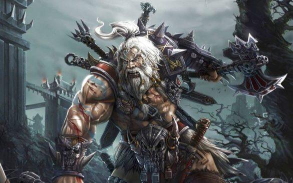 Варвар Diablo 3