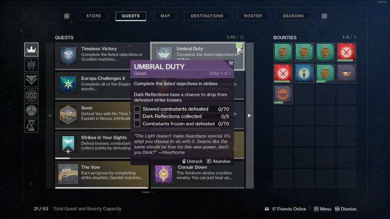 Гайд по фрагментам стазиса в Destiny 2