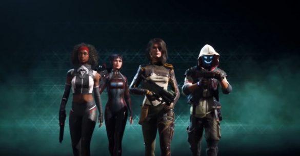 Rogue Company: Список уровней персонажей
