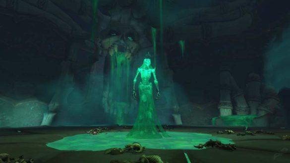 Гайд по подземелью Чумные Каскады в WoW Shadowlands