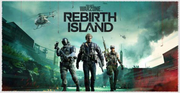 Как играть в Остров Возрождения в Warzone