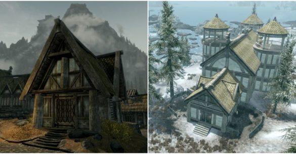 Skyrim: Все дома в игре (и как их получить)
