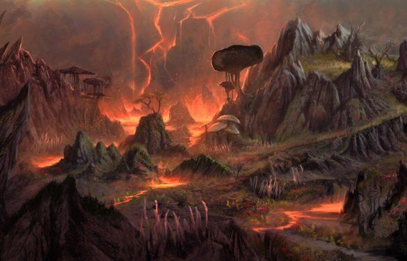 Morrowind: Все знаки рождения