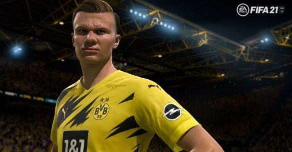 FIFA 21: Лучшие молодые игроки