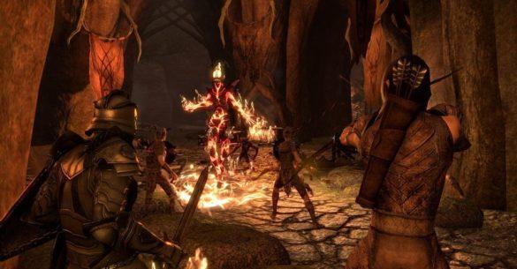 The Elder Scrolls Online: как вступить в гильдию