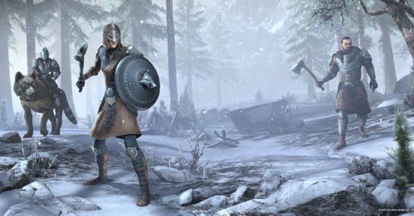 The Elder Scrolls Online: Как быстро достичь 50 уровня