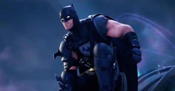 Fortnite: Как найти пещеру Бэтмена