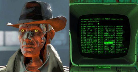 Fallout 4: Как взломать терминал