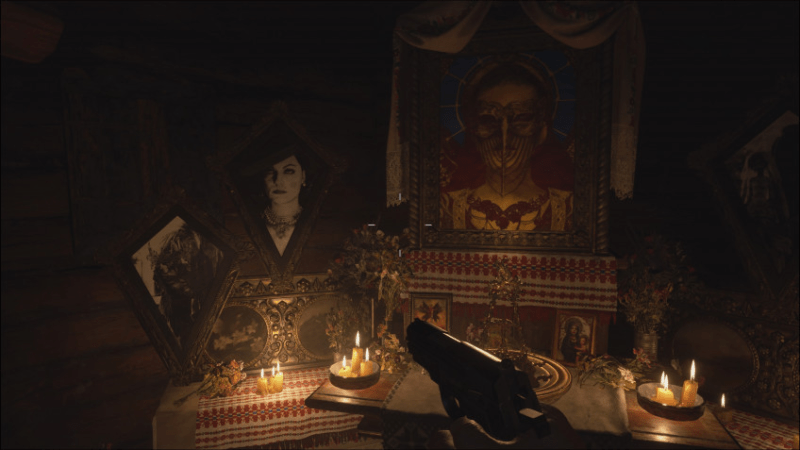 Вся правда о Resident Evil Village