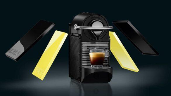 Кофемашина Nespresso CitiZ Обзор