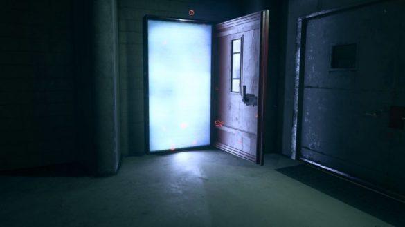 Расположение красных дверей в Warzone