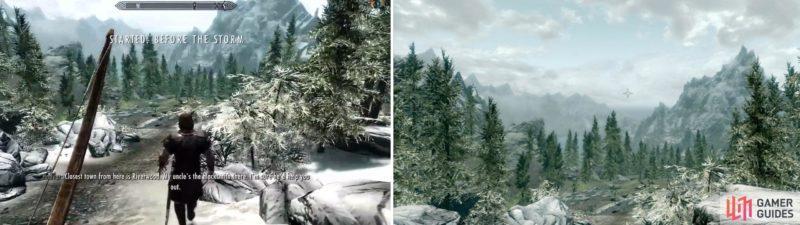 The Elder Scrolls V Skyrim: Перед бурей