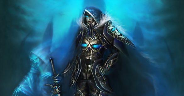 Гайд на рыцаря смерти Лёд в WoW Shadowlands