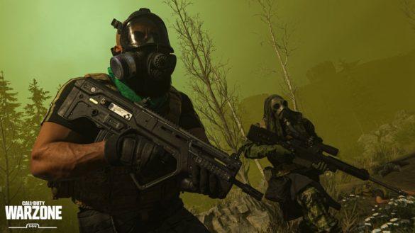 Список всех скинов операторов в Call of Duty Warzone