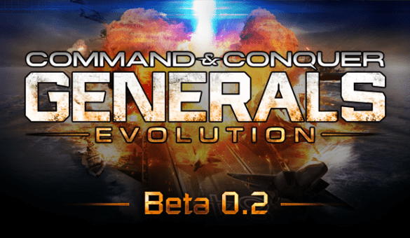 Мод Command And Conquer: Generals Evolution для C&C: Red Alert 3