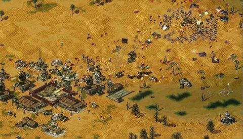 Мод Rise of the East для Red Alert 2: Yuri's Revenge