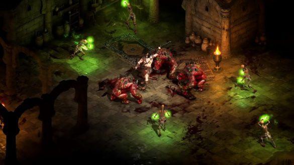 Лучшая сборка для варвара Diablo 2 Resurrected