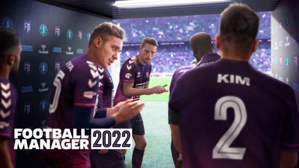 Дата выхода Football Manager 2022